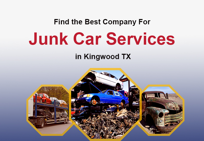 Cash for junk cars kingwood TX